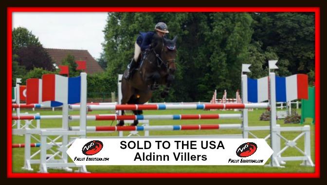 SOLD: Aldinn Villers