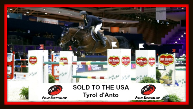 SOLD: Tyrol d'Anto