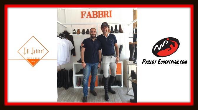Fabbri- Official Partner
